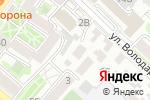 Схема проезда до компании Медицинский кабинет в Иркутске