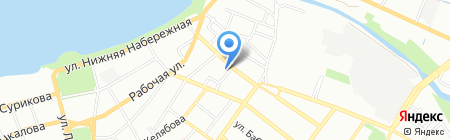 Мастерская дизайна Инны Бойко на карте Иркутска