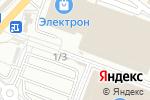 Схема проезда до компании Регионэлектромонтаж в Иркутске