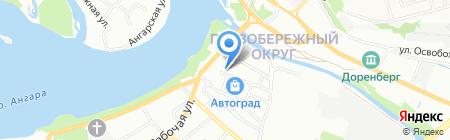 БензоЭлектроМастер на карте Иркутска