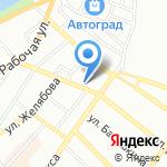 Управление МВД России по г. Иркутску на карте Иркутска