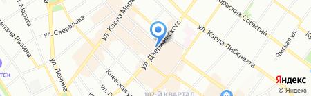 Маньчжурия на карте Иркутска