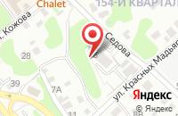 Схема проезда до компании Институт Повышения Эффективности Саморазвития Личности, Предпринимательства и Управления в Иркутске