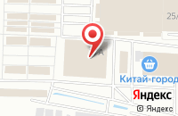 Схема проезда до компании Маркет Строй в Иркутске