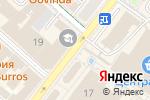 Схема проезда до компании Micro-sib.ru в Иркутске