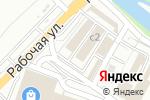 Схема проезда до компании Магазин кондитерских изделий в Иркутске