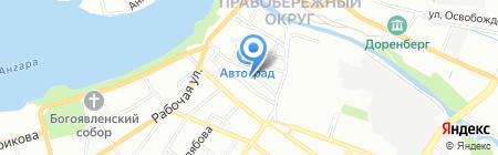 M-Studiо на карте Иркутска