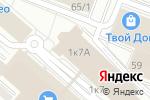 Схема проезда до компании Lazurit в Иркутске