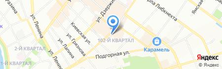 Аптека на карте Иркутска