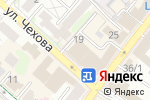 Схема проезда до компании Нежная в Иркутске