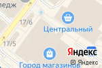 Схема проезда до компании Магазин женской обуви в Иркутске