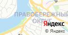 Магазин полуфабрикатов на карте