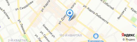 Радиотовары на карте Иркутска