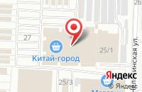 Схема проезда до компании Центр Комплиментарного Контроля в Иркутске