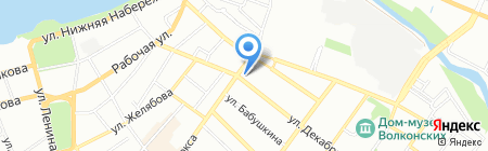 Традиция на карте Иркутска