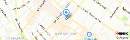 Памперс38.ру на карте Иркутска