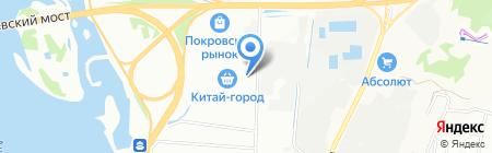 MX group на карте Иркутска