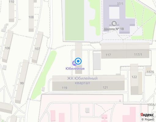 Жилищно-строительный кооператив «Альтернатива» на карте Иркутска