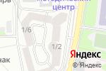 Схема проезда до компании Форсаж в Иркутске