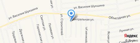ВостСибБурКом на карте Грановщиной