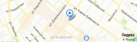 ПродаЛитъ на карте Иркутска