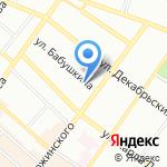 Дом и К на карте Иркутска