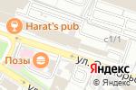 Схема проезда до компании Natuzzi в Иркутске