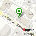 Местоположение компании Байкал-Интеграция
