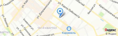 Все для шитья на карте Иркутска