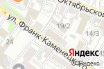 Схема проезда до компании Адвокатский кабинет Кривощёкова А.А. в Иркутске
