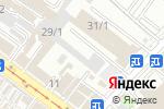Схема проезда до компании Мир колготок в Иркутске