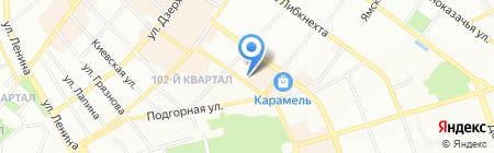 Baikal Celebrities на карте Иркутска