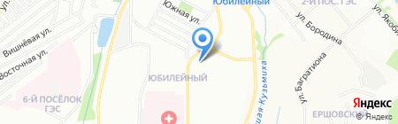Многопрофильная компания на карте Иркутска