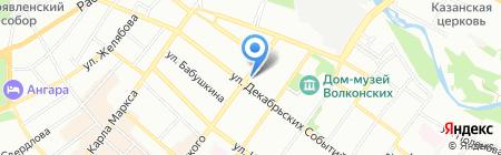 Большой праздник на карте Иркутска