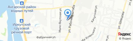 Инновационные технологии на карте Иркутска