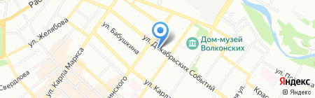 Новый век на карте Иркутска