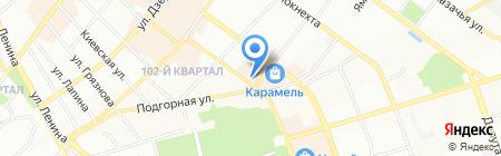 Эко-базар.рф на карте Иркутска