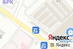 Схема проезда до компании Империя в Иркутске