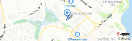 ЭлектроСпецСтрой на карте Иркутска