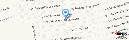 Байкальская отделочно-строительная компания на карте Грановщиной