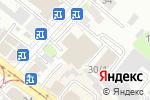 Схема проезда до компании Селенга в Иркутске