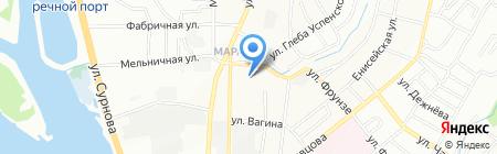 БМПП Катюша на карте Иркутска
