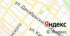 Иркутский хлеб на карте