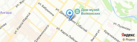 А А А Братья Пилоты на карте Иркутска