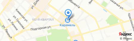 Uno momento на карте Иркутска