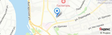 Activprofi на карте Иркутска