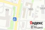 Схема проезда до компании Восход+ в Иркутске