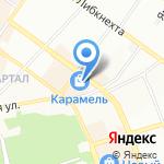 Золото Якутии на карте Иркутска