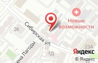 Схема проезда до компании Опэн Медиа в Иркутске