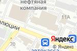 Схема проезда до компании Байкалинвестбанк в Иркутске
